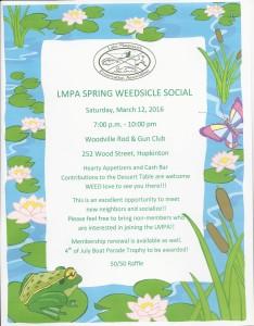 LMPA SPRING SOCIAL 2016
